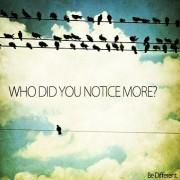 WhoDoYouNotice